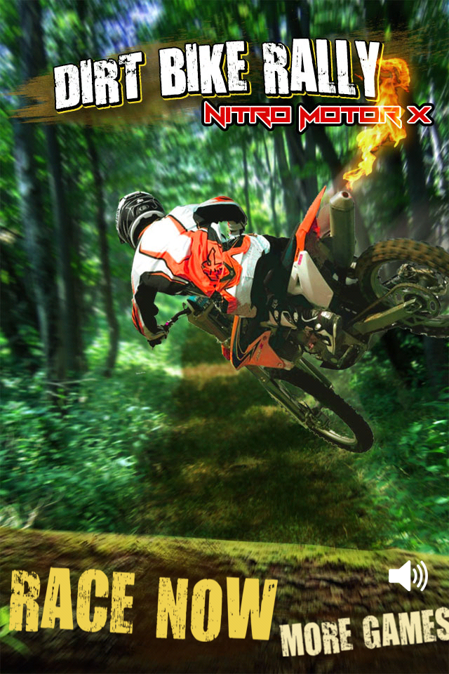 Screenshot Dirt Bike Rally – Nitro Motor X
